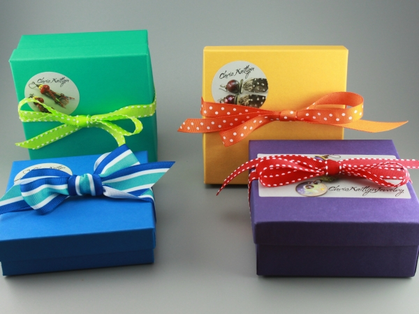 Sample Jewelry Boxes