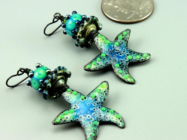 Starfish Earrings