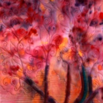 Art Quilts-Textile Pictures